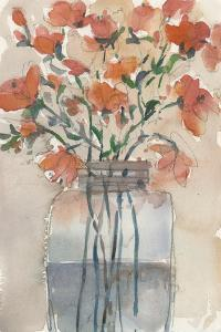 Flowers in a Jar II by Samuel Dixon