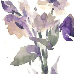 Garden Blooms II by Samuel Dixon