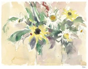 Garden Inspiration I by Samuel Dixon