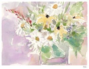 Garden Inspiration III by Samuel Dixon