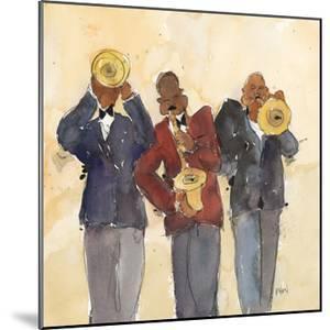 Jazz Trio I by Samuel Dixon