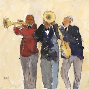 Jazz Trio II by Samuel Dixon