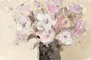 Mauve Arrangement I by Samuel Dixon