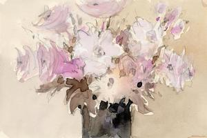 Mauve Arrangement II by Samuel Dixon
