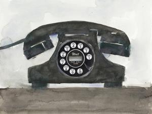 Phoning II by Samuel Dixon