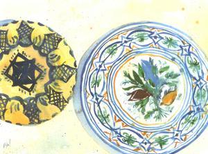 Plate Study II by Samuel Dixon