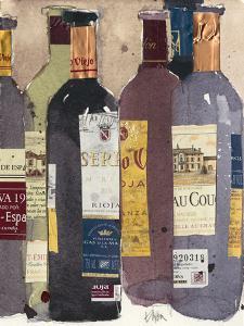 Red Wine Tasting II by Samuel Dixon