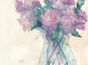 Something Floral II by Samuel Dixon