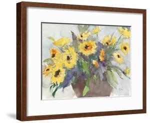 Something Floral V by Samuel Dixon