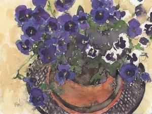 Something Floral VIII by Samuel Dixon