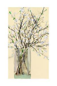 Spring Floral Arrangement I by Samuel Dixon