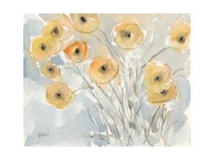 Sunset Poppies II by Samuel Dixon