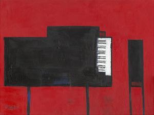 The Piano by Samuel Dixon