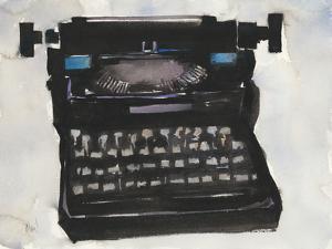 Typing II by Samuel Dixon