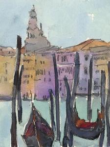Venice Plein Air IV by Samuel Dixon