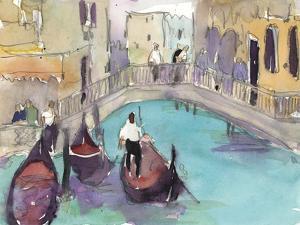 Venice Plein Air V by Samuel Dixon