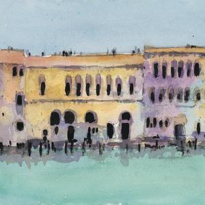 Venice Plein Air VI by Samuel Dixon
