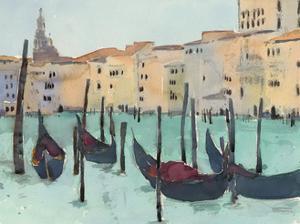 Venice Plein Air VII by Samuel Dixon