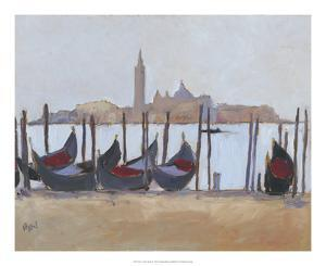 Venice Study IV by Samuel Dixon