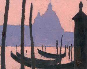 Venice Study V by Samuel Dixon