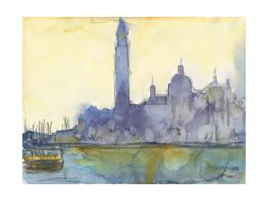Venice Watercolors VI by Samuel Dixon