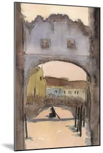 Venice Watercolors VII by Samuel Dixon