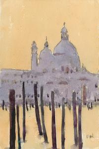 Venice Watercolors VIII by Samuel Dixon