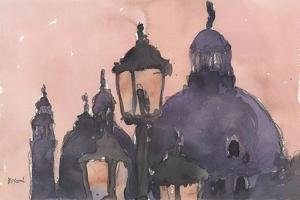 Venice Watercolors XI by Samuel Dixon