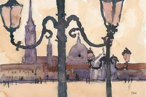Venice Watercolors XII by Samuel Dixon