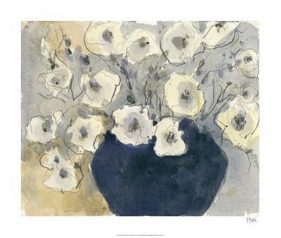 White Blossom Study I by Samuel Dixon