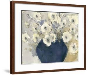 White Blossom Study II by Samuel Dixon