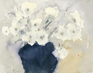 White Bouquet by Samuel Dixon