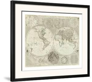 Samuel dunn world maps artwork for sale posters and prints at art gumiabroncs Images