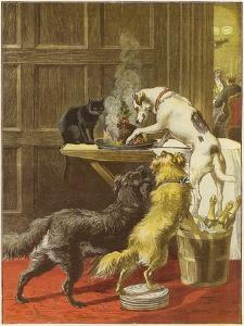 Christmas Day, the Uninvited by Samuel Edmund Waller