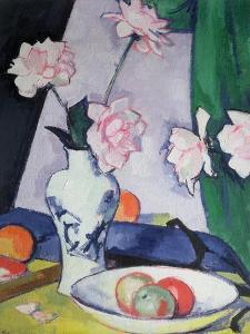 Flowers by Samuel John Peploe
