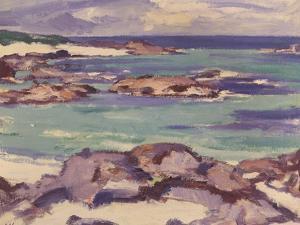 Iona, Samuel John Peploe, c.1928 by Samuel John Peploe