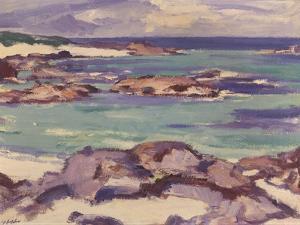 Iona by Samuel John Peploe