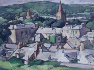 Kirkcudbright by Samuel John Peploe