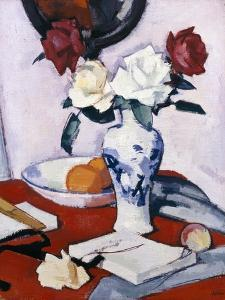 Roses by Samuel John Peploe