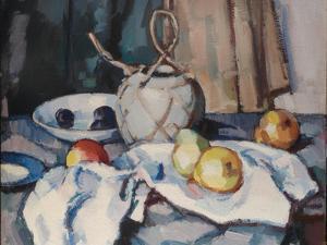 The Ginger Jar, c.1926 by Samuel John Peploe