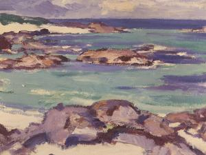 The North Shore, Iona by Samuel John Peploe