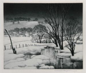 Winter Symphony by Samuel Margolies