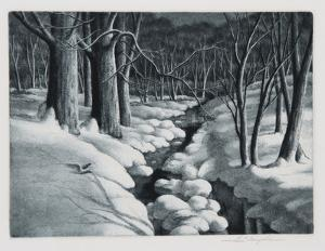 Winter Wonderland by Samuel Margolies