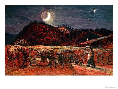Cornfield by Moonlight, 1830