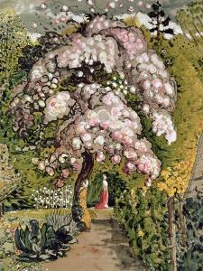 In a Shoreham Garden by Samuel Palmer