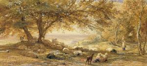 Shady Quiet by Samuel Palmer