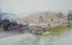 View of Florence, 1837-39 by Samuel Palmer