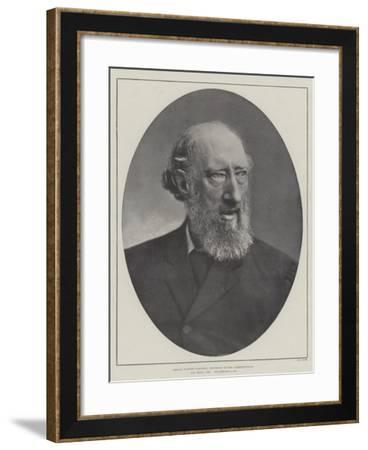 Samuel Rawson Gardiner, Historian of the Commonwealth--Framed Giclee Print