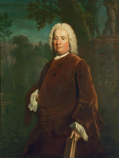 Samuel Richardson, 1747-Joseph Highmore-Giclee Print