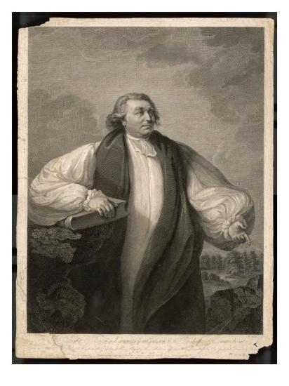 Samuel Seabury--Giclee Print